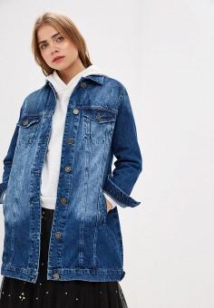 dbfc616f5215 Куртка джинсовая, Whitney, цвет  синий. Артикул  MP002XW1GRV0. Одежда    Верхняя