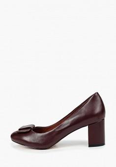 78808277746f Туфли, Julia Grossi, цвет  бордовый. Артикул  MP002XW1GSFJ. Обувь   Туфли