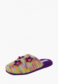 e4700a7b09c7 Тапочки, De Fonseca, цвет  мультиколор. Артикул  MP002XW1GW26. Обувь    Домашняя
