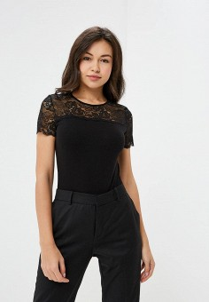 5593425c884fe16 Боди, Laura Amuletti, цвет: черный. Артикул: MP002XW1GYTG. Одежда / Боди