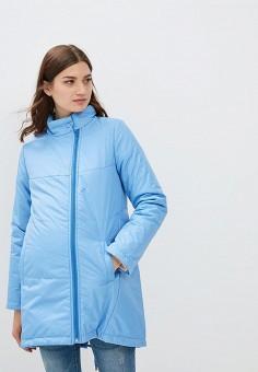 2bbf20732c02 Куртка утепленная, Очаровательная Адель, цвет  голубой. Артикул   MP002XW1GZQ9. Одежда