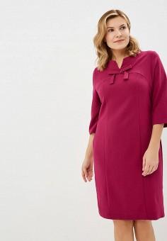 Платье, M.Djus, цвет: розовый. Артикул: MP002XW1H1RP. Одежда / Платья и сарафаны
