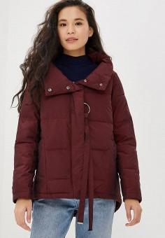 50309d14b9cd Куртка утепленная, Tom Farr, цвет  бордовый. Артикул  MP002XW1H28J. Одежда