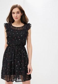 Платье, Incity, цвет  черный. Артикул  MP002XW1H4NK. Одежда   Платья и 1caff9d4239