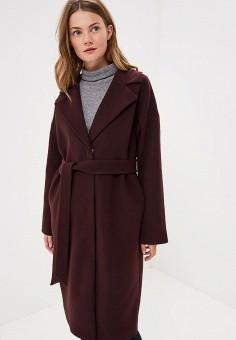 b328e2097cd4 Пальто, Ruxara, цвет  бордовый. Артикул  MP002XW1H7BO. Одежда   Верхняя  одежда