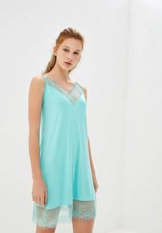 Сорочка ночная, Belarusachka, цвет  бирюзовый. Артикул  MP002XW1H8W5.  Одежда   Домашняя b364e21b557