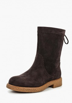 dabe7cad1 Полусапоги, Tervolina, цвет: коричневый. Артикул: MP002XW1H912. Обувь /  Сапоги /