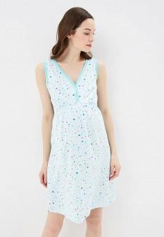 Сорочка ночная, Fest, цвет  голубой. Артикул  MP002XW1HBC0. Одежда   Одежда e1bf461bc4d