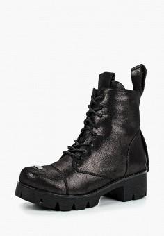 Ботинки, Dino Ricci Trend, цвет  черный. Артикул  MP002XW1HCNG. Обувь aabc7955ef5