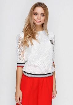 b86b5b7cb3bd Блуза, Zubrytskaya, цвет  белый. Артикул  MP002XW1HDUN. Одежда   Одежда  больших