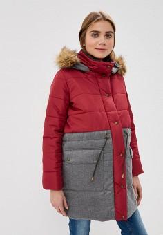 7b56a6558363 Куртка утепленная, Мамуля красотуля ..в ожидании чуда, цвет  бордовый.  Артикул