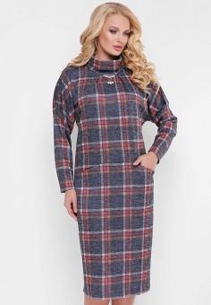 Купить вязаные и трикотажные платья больших размеров Vlavi от 730 ... 035ed3df9588d