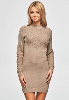 Купить женские вязаные платья от 285 грн в интернет-магазине Lamoda.ua! 6ce6cf4a85b6e