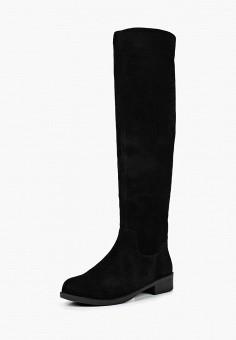 Ботфорты, Tervolina, цвет  черный. Артикул  MP002XW1HOSL. Обувь   Сапоги   73725ab68f3