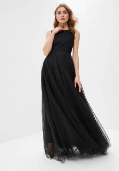 5fd30f7751182 Платье, Maria Golubeva, цвет: черный. Артикул: MP002XW1HPNU. Одежда / Платья