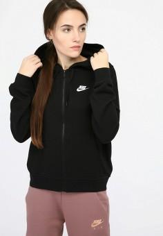 55380a4c Толстовка, Nike, цвет: черный. Артикул: MP002XW1HPS2. Одежда / Толстовки и