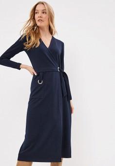Платье, Tantino, цвет  синий. Артикул  MP002XW1HQE7. Одежда   Платья и c1903b7b4cf