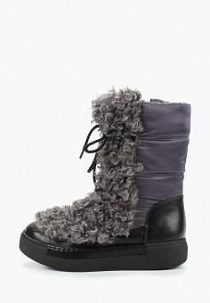 43b36752e64b Дутики, Dino Ricci Trend, цвет: серый. Артикул: MP002XW1HQN2. Обувь /