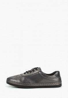 08502cad2de75 Кеды, Alessio Nesca, цвет: черный. Артикул: MP002XW1HQTA. Обувь