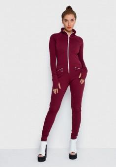 Комбинезон, Malaeva, цвет  бордовый. Артикул  MP002XW1HR1Z. Одежда    Комбинезоны a3c3a505e82