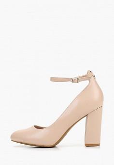 0f4c890fc Женские туфли с застежкой на лодыжке — купить в интернет-магазине Ламода