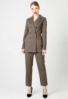 f570c3b46b1d Костюм, Irma Dressy, цвет  коричневый. Артикул  MP002XW1HTZ1. Одежда    Пиджаки
