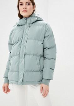 Куртка утепленная, Befree, цвет  зеленый. Артикул  MP002XW1HUEL. Одежда    Верхняя e8db6bcc92b