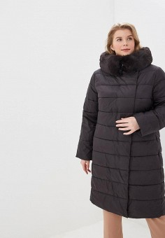 847ae26699672c Куртка утепленная, Winterra, цвет: черный. Артикул: MP002XW1HUSS. Одежда /  Верхняя