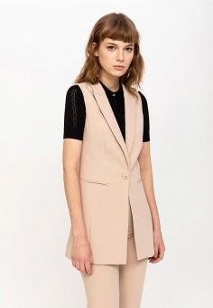 616bdaaa22c Купить женские жилеты от 469 руб в интернет-магазине Lamoda.ru!