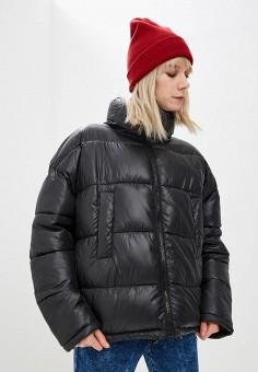 fa9e5bb4008b Куртка утепленная, Befree, цвет  черный. Артикул  MP002XW1I1US. Одежда    Верхняя