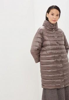 d3ff4e1b4e0e Куртка утепленная, Zarina, цвет: бежевый. Артикул: MP002XW1I4I1. Одежда /  Верхняя