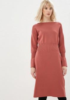 9a2f0489bf8c3 Платье, Zarina, цвет: коралловый. Артикул: MP002XW1I5V2. Одежда / Платья и