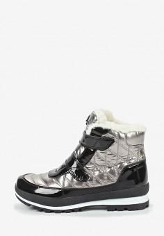 Дутики, Rio Fiore, цвет  серебряный. Артикул  MP002XW1I7I5. Обувь   Сапоги f55a24b01d6