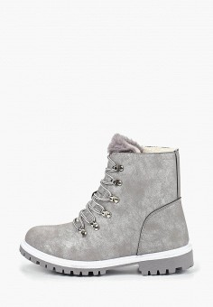4c555527 Ботинки, Rio Fiore, цвет: серый. Артикул: MP002XW1I7IX. Обувь / Ботинки