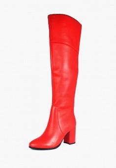 9c000b31ab63 Ботфорты, Blizzarini, цвет  красный. Артикул  MP002XW1I7RL. Обувь