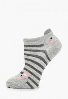aec58df5c46c4 Носки, Befree, цвет: серый. Артикул: MP002XW1IBDB. Одежда / Носки,