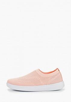 c9cbe60c2 Слипоны, T.Taccardi, цвет: розовый. Артикул: MP002XW1ICGI. Обувь /