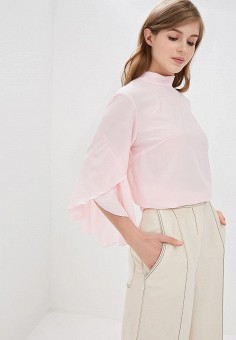 c5bc66d49ae Купить блузки с бантом от 299 руб в интернет-магазине Lamoda.ru!