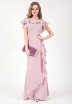 cf5dd5cc75f5 Платье, Marichuell, цвет: розовый. Артикул: MP002XW1IETS. Одежда / Платья и