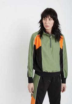 023c2a47 Куртка, Lime, цвет: хаки. Артикул: MP002XW1IFIO. Одежда / Верхняя одежда
