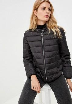 eabfa23851f10 Куртка утепленная, Befree, цвет: черный. Артикул: MP002XW1IJ1R. Одежда /  Верхняя