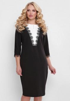 Купить платья-миди больших размеров от 376 грн в интернет-магазине ... 3d5db09947071