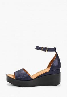 fded4ef59 Босоножки, Pierre Cardin, цвет: синий. Артикул: MP002XW1IN6K. Обувь