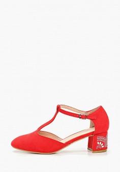 a12f1c81f Туфли, T.Taccardi, цвет: красный. Артикул: MP002XW1INCN. Обувь /