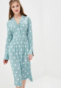 41ac9f9e26dfcf5 Платье, Zarina, цвет: бирюзовый. Артикул: MP002XW1IR7J. Одежда / Платья и