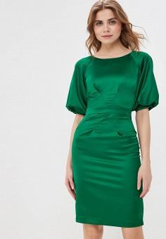 0ab1790fcc795 Платье, GSFR, цвет: зеленый. Артикул: MP002XW1IRBY. Одежда / Платья и