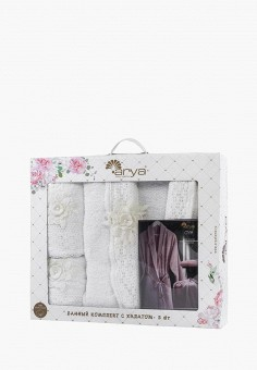 Комплект, Arya home collection, цвет: белый. Артикул: MP002XW1IS2Y. Arya home collection