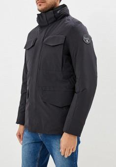 5cbb2cc7dc8f Куртка утепленная, Napapijri, цвет  черный. Артикул  NA154EMCICK9. Napapijri
