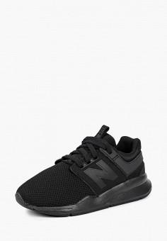 Кроссовки, New Balance, цвет  черный. Артикул  NE007ABBZPG2. New Balance.  Похожие товары 316630e32a0
