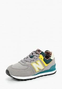 Кроссовки, New Balance, цвет  серый. Артикул  NE007ABBZPG6. New Balance.  Похожие товары c9c2f4b2016